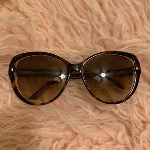 f42e309c753 Women s Dior Cat Eye Sunglasses on Poshmark